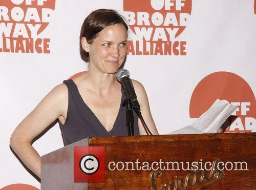 Andromache Chalfant The 2012 Off-Broadway Alliance Awards held...