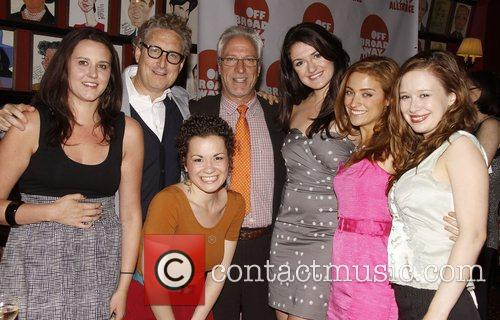 The 2012 Off-Broadway Alliance Awards held at Sardi's...