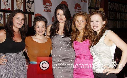 Blair Goldberg, Elly Noble, Mackenzie Bell, Christy Altomare...