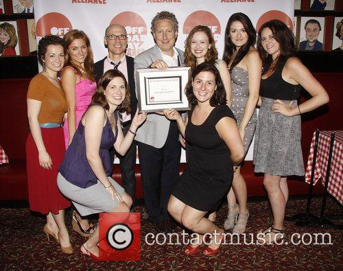 Carrie Team The 2012 Off-Broadway Alliance Awards held...