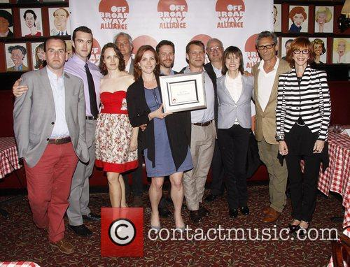 Cymbeline Team The 2012 Off-Broadway Alliance Awards held...