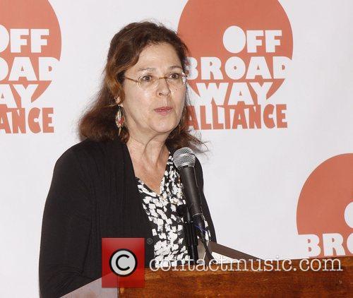 Guest speaker The 2012 Off-Broadway Alliance Awards held...