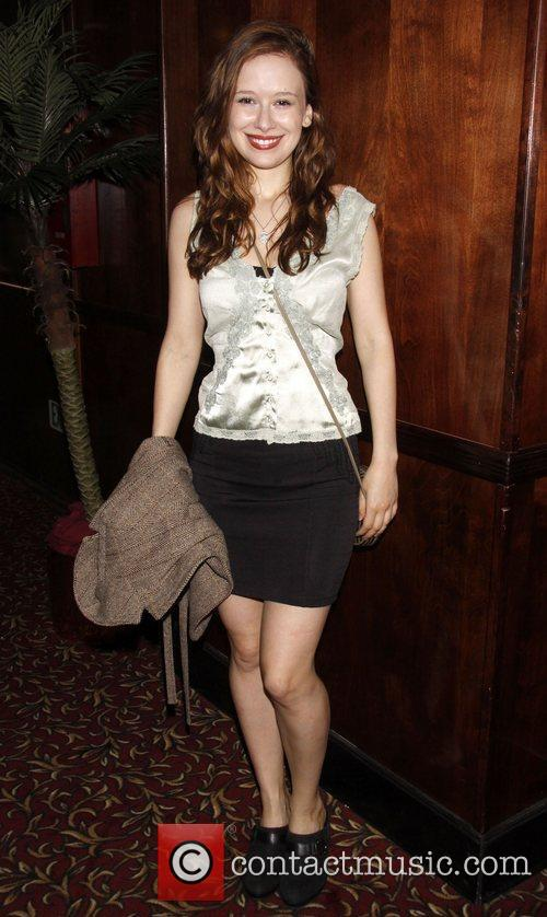 Molly Ranson The 2012 Off-Broadway Alliance Awards held...