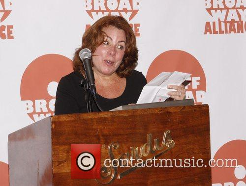 Roni Cohen The 2012 Off-Broadway Alliance Awards held...