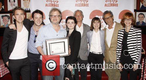 Tribes Team The 2012 Off-Broadway Alliance Awards held...