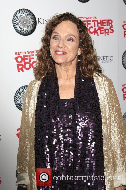 Valerie Harper Kinetic Content's Celebration of Betty White's 'Off Their Rockers' at the Viceroy Hotel Santa Monica, California