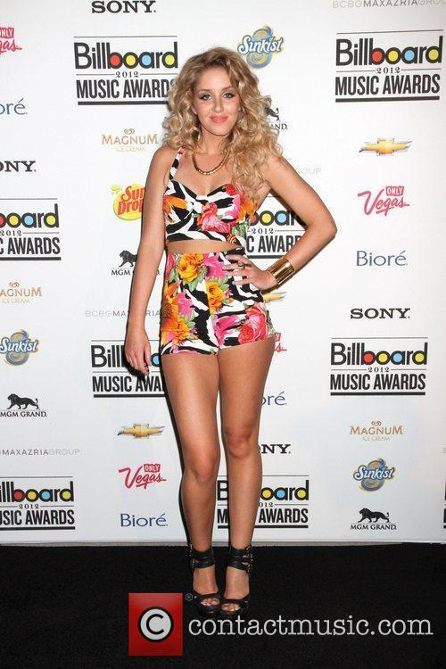 Official Pre Billboard Music Awards Party 2012 held...