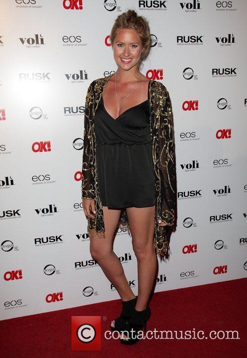 Casey Shteamer OK! Magazine's Sexy Singles Party -...