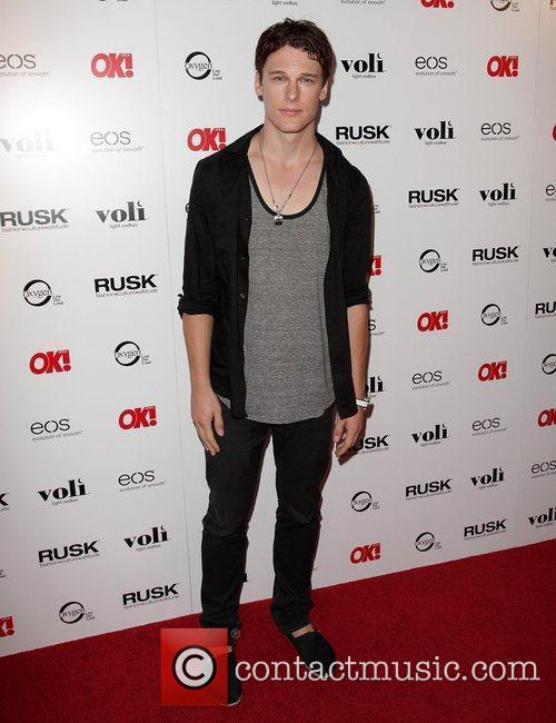 Grant Harvey OK! Magazine's Sexy Singles Party -...