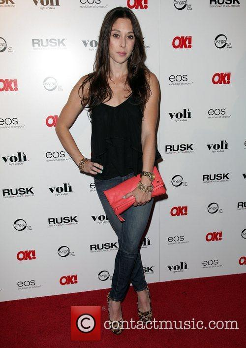 Jessica Luza OK! Magazine's Sexy Singles Party -...