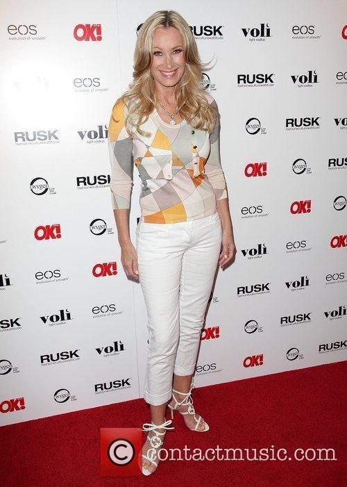 Leslie Birkland OK! Magazine's Sexy Singles Party -...