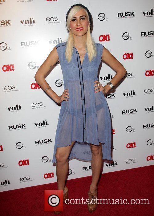 Romi Klinger OK! Magazine's Sexy Singles Party -...