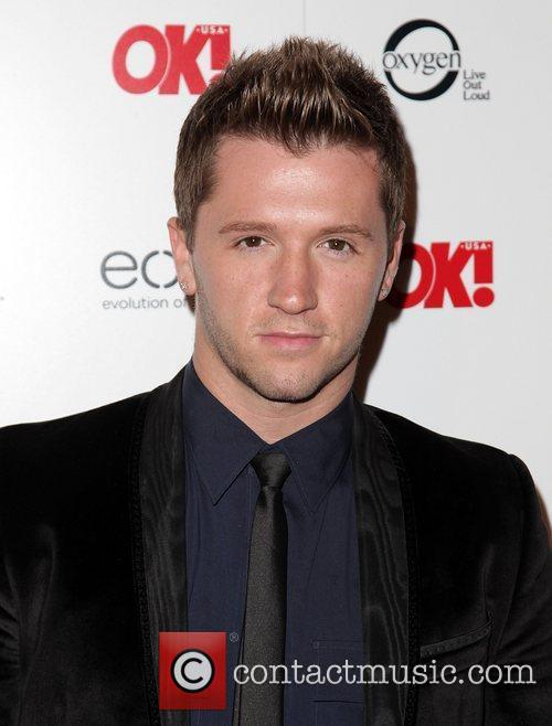 Travis Wall OK! Magazine's Sexy Singles Party -...