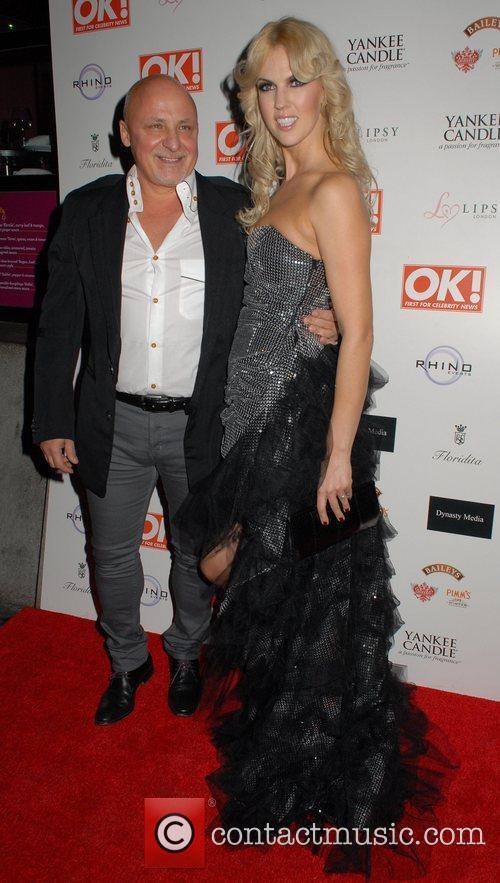 Aldo Zilli and Nikki Zilli  OK! Magazine...