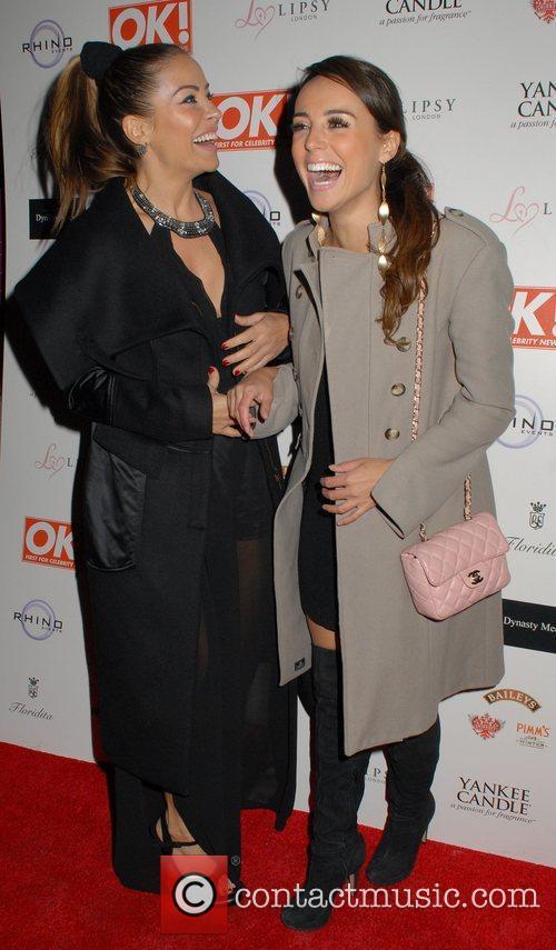 Elen Rivas  OK! Magazine Christmas Party -...