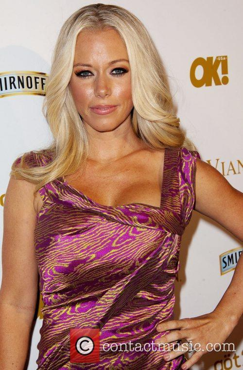 Kendra Wilkinson and Grammy 2