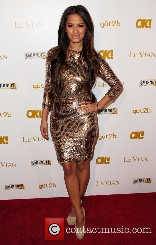Rocsi Diaz OK! Magazine's Pre-Grammy Event at Tru...