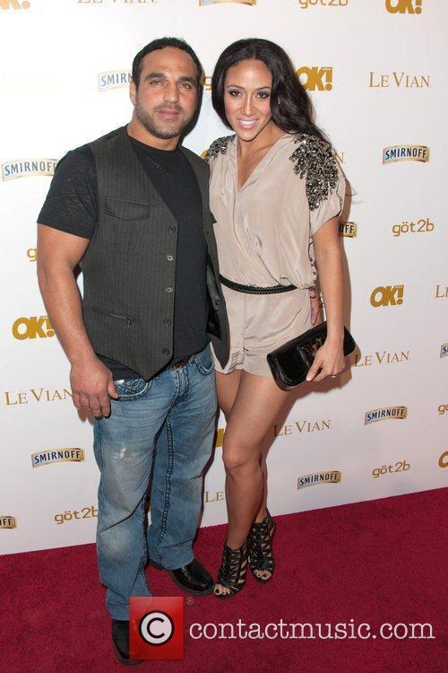 Joe Gorga, Melissa Gorga OK! Magazine's Pre-Grammy Event...