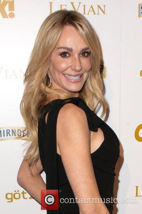 Taylor Armstrong and Grammy 3