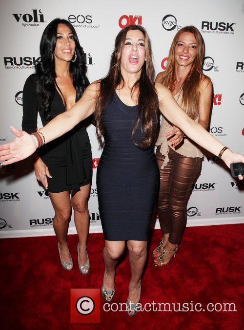 Carla Facciolo, Drita D'Avanzo, Siggy Flicker The OK!...