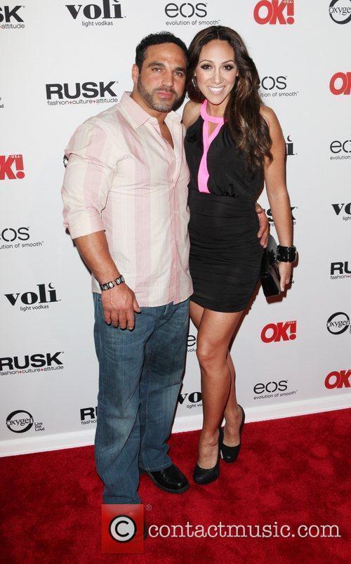 Joe Gorga and Melissa Gorga The OK! Magazine...