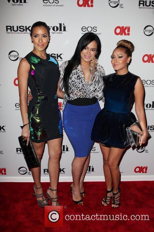 Julissa Bermudez, Emily B and Adrienne Bailon...
