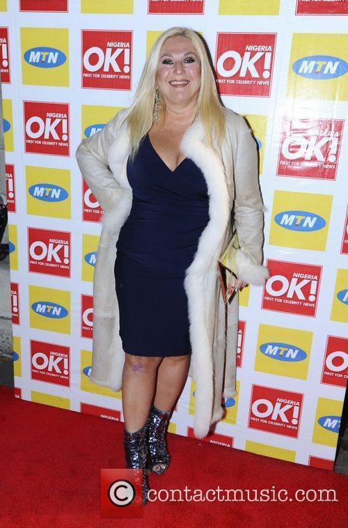 Vanessa Feltz  Launch Party for OK! Magazine:...