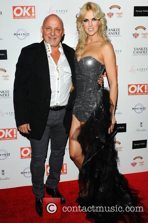 Aldo Zilli and Nikki Zilli,  at the...