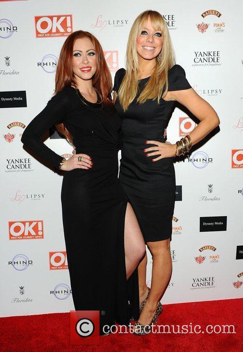 Natasha Hamilton and Liz McClarnon,  at the...