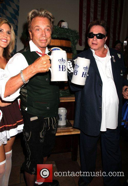 Roy Horn, Las Vegas, Siegfried And Roy