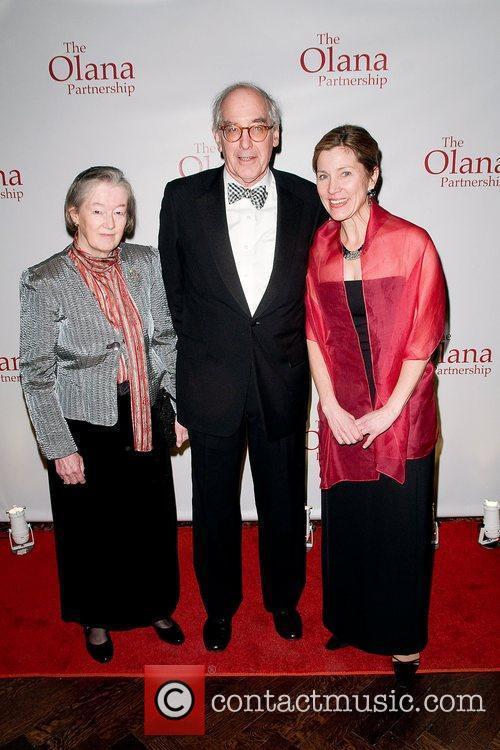 Morrison H. Heckscher at the 2012 Olana Partnership...