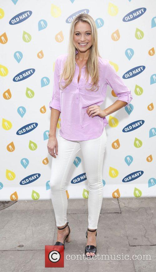 Katrina Bowden Old Navy Rockstar Fashion Show at...