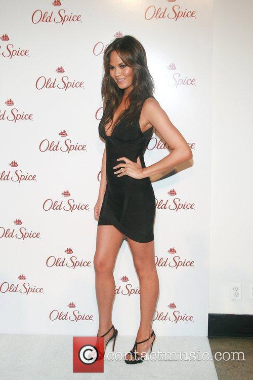 Chrissy Teigen  The Old Spice Unveiling of...