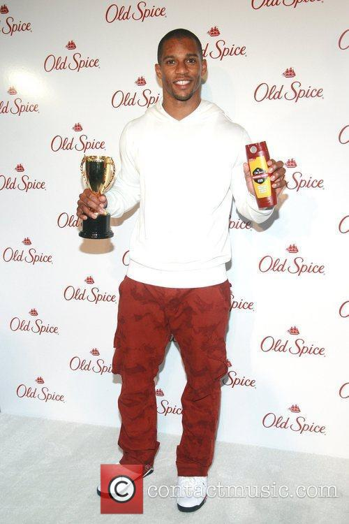 The Old Spice Unveiling of their 'Champion' and...