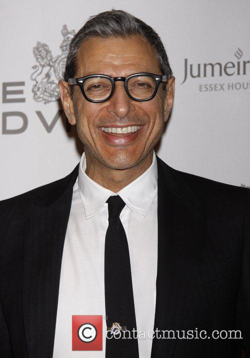 Jeff Goldblum and Gotham Hall 4