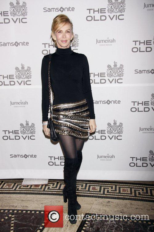 Trudie Styler    The Old Vic...