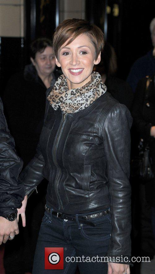 Lucy Jo Hudson,  at the Palace Theatre...