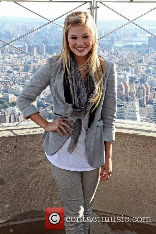 Disney and Olivia Holt 6