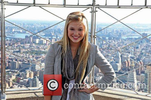 Disney and Olivia Holt 7