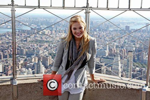 Disney and Olivia Holt 3