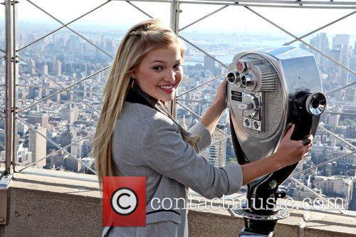 Disney and Olivia Holt 10