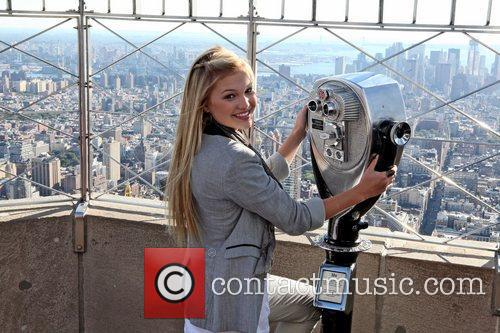 Disney and Olivia Holt 2