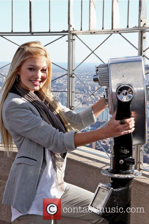 Disney and Olivia Holt 4