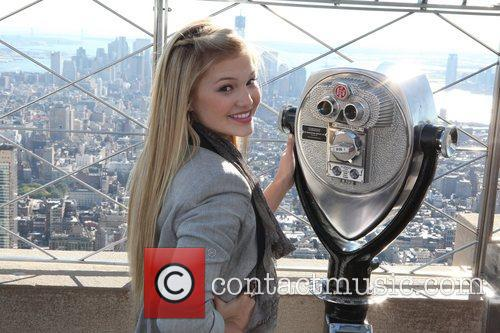 Disney and Olivia Holt 9
