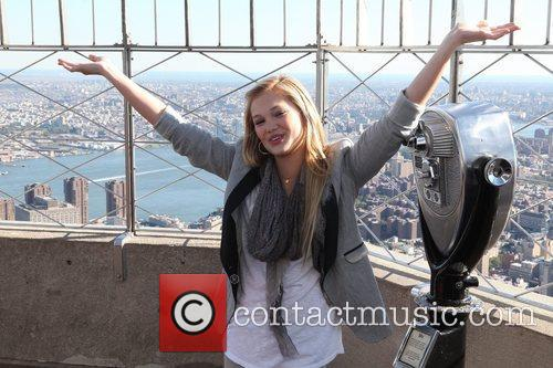 Disney and Olivia Holt 8