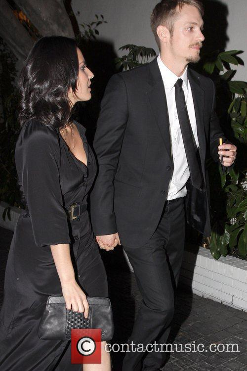 Olivia Munn and Joel Kinnaman 2