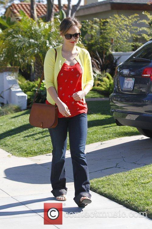 Olivia Wilde out and about in Santa Monica