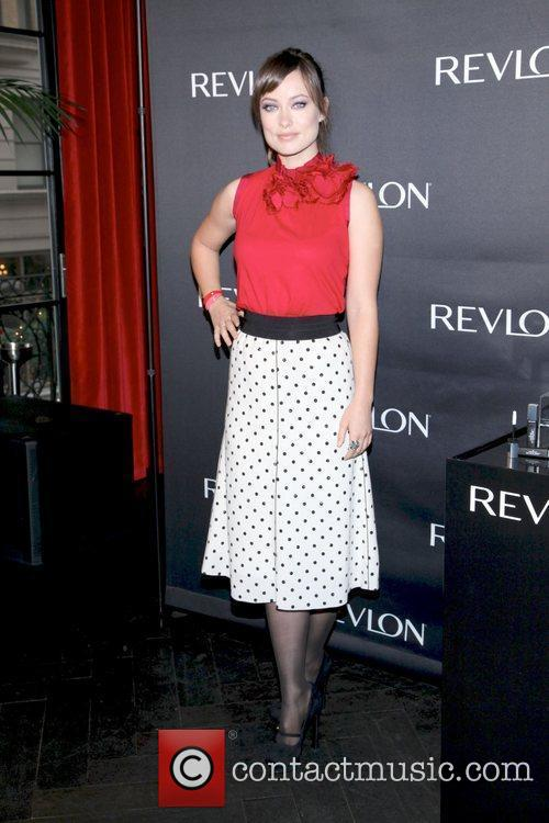 Olivia Wilde is announced as the new Revlon...