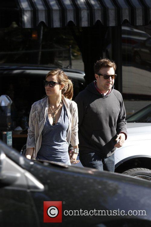 Olivia Wilde and Jason Sudeikis 7