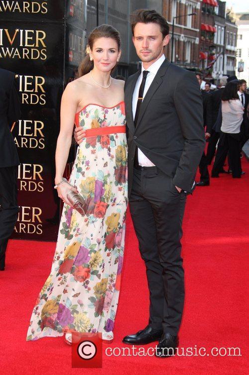 Summer Strallen and Oliver Walker  The Olivier...